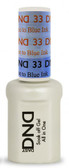 #33 - DND Mood Gel - Baby Blue To Blue Ink 0.5 oz