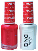 #561 - DND DUO GEL WITH MATCHING POLISH - STRAWBERRY KISS
