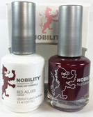 Lechat Nobility Gel and Polish Duo - Red Allure (0.5 fl oz)