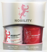Lechat Nobility Gel and Polish Duo - Italiano Rose (0.5 fl oz)