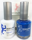 Lechat Nobility Gel and Polish Duo - Blue Jazz (0.5 fl oz)