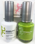Lechat Nobility Gel and Polish Duo - Sweet Kiwi (0.5 fl oz)