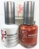 Lechat Nobility Gel and Polish Duo - Arizona Sunset (0.5 fl oz)