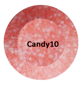 CHISEL 2IN1 ACRYLIC & DIPPING 2OZ - CANDY COLLECTION -CANDY10