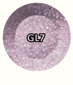 CHISEL 2IN1 ACRYLIC & DIPPING 2OZ - GLITTER COLLECTION -GL7
