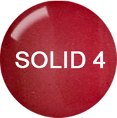 CHISEL 2IN1 ACRYLIC & DIPPING 2OZ - SOLID COLLECTION -#SOLID4