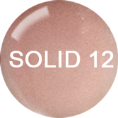 CHISEL 2IN1 ACRYLIC & DIPPING 2OZ - SOLID COLLECTION -#SOLID12