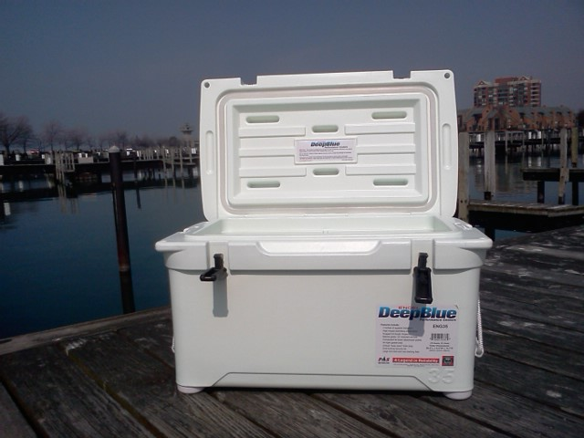Engel Coolers | DeepBlue Roto-Molded Coolers | Commercial Grade Ice Cooler