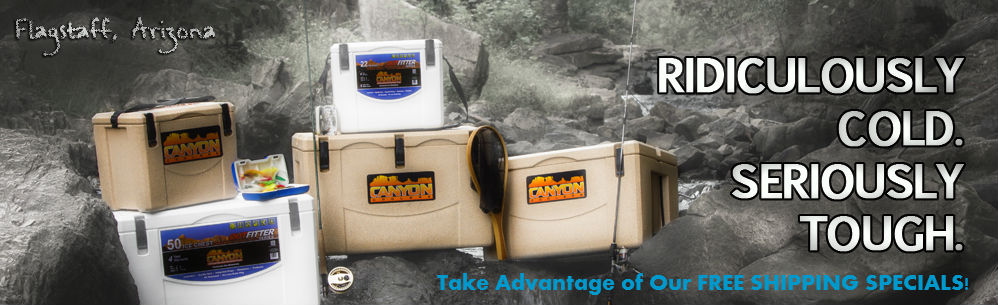 Best Ice Chests Coolers Made For The Money In 2014. Canyon Outfitter Series High Performance Coolers.