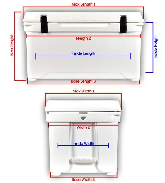 Engel 25 Quart DeepBlue Cooler