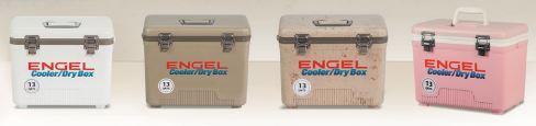 Engel Dry Box Coolers