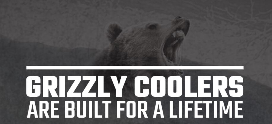 Grizzly Coolers - Best Coolers Made in The USA