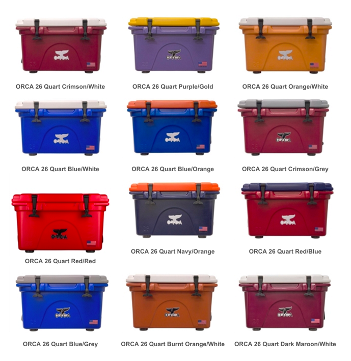 orca coolers top rated made in the usa free shipping