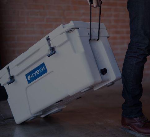 HeavyHauler Wheeled Coolers by KYSEK
