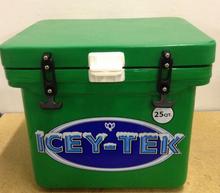Icey-Tek 25 Kelly Green