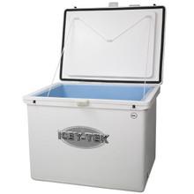 450 Quart Cooler by Icey-Tek - Lid Open
