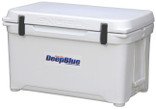 Engel DeepBlue Coolers are built to hold ice for up to 8 to 10 days. Rated the #1 cooler in independent testing, you can count on your Engel DeepBlue when keeping things cold is Adventure Critical. Rugged construction, integrated lid hinge and secure draw-down latches are built for years of service.