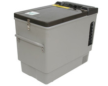 Portable 12 Volt Cooler - Top-opening 12/24V DC 120V AC fridge-freezer - Engel fridge/freezers run on battery power (12V/24V DC) or 110V AC so whether you're on the road, on the water, or safe at home, you can use your Engel to make life a little easier.