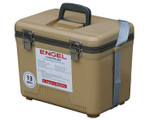 Engel 13 Qt. Cooler / Dry Box - Tan