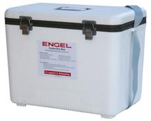Engel 19 Qt. Premium Dry Box Cooler - White