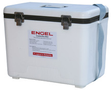 Engel 30 Qt. Cooler - Dry Box - White