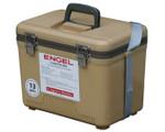 Engel 30 Qt. Cooler - Dry Box - Tan