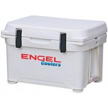 25 qt. Engel Cooler - DeepBlue Model - White