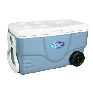 Coleman 62 Quart Xtreme Wheeled Cooler $35.99 at  sears.com online deal