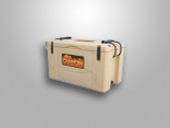 New Canyon Outfitter Cooler - 50 Quart - Sandstone
