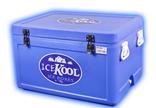 Icekool 100 liter (110 qt.) cooler blue