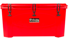 Grizzly 75 Quart Red