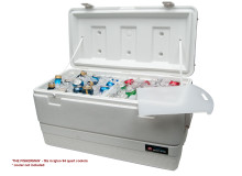 The Fisherman Cooler Dividers and Inserts - Fits Select Igloo Coolers Only