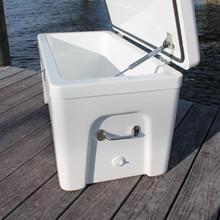 85 qt dakota fiberglass ice chest cooler