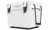 25 Qt. Bison Cooler - White