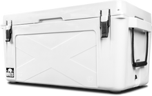 Bison 75 Quart Cooler - White (Made in the USA)