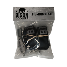 Bison Cooler Tie-Down Kits - Premium Cooler Accessories