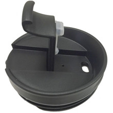 Spill proof closing lid.