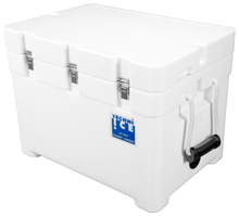 "This 60 Qt model has 2.8"" walls & 3""lid (Yes you Read it Right !! 2.8"" Walls) that is more than twice as thick as most polyethylene ice boxes, and much thicker than fiberglass ice boxes."