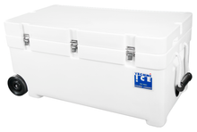 105L / 111 Quart Techniice Cooler w/ Wheels