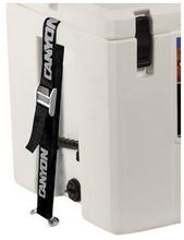 Canyon premium cooler tie down kit