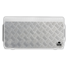 Bison Diamond Plate Lid Graphic