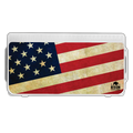 Bison Lid Graphic American Flag