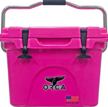 ORCA 20 qt. High Performance Cooler - Pink - Made In The USA