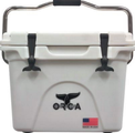 ORCA 20 qt. High Performance Cooler - White - Made In The USA