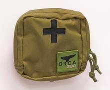 ORCA GEAR First Aid Kit Desert Green