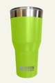 Bison Tumbler 30 oz Lime Quality