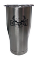Orion 27 Oz Stainless Tumbler Black