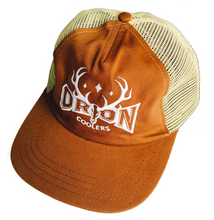 Orion Hat Nutmeg Made in usa