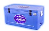 Icekool 85 liter 90 quart blue