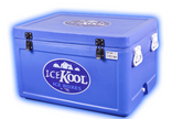 Icekool 150 liter (166 qt.) cooler blue